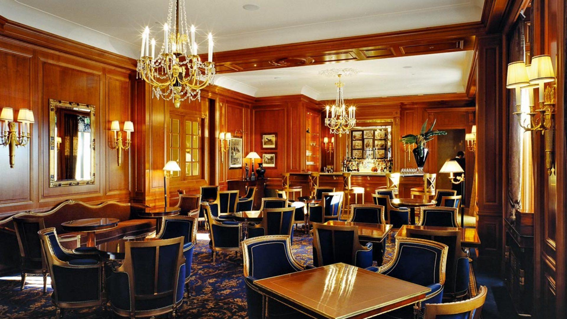 Hotel Des Bergues Ginevra