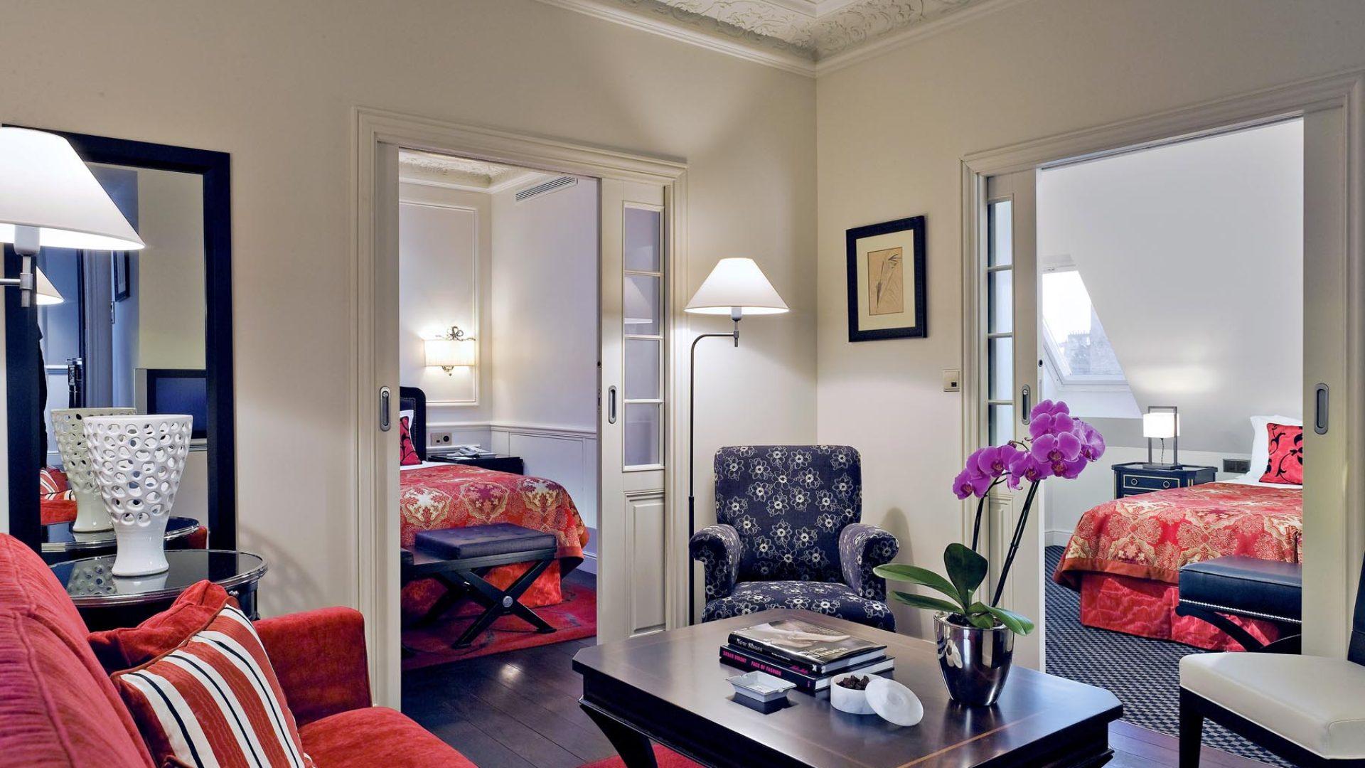 Hotel Keppler Parigi