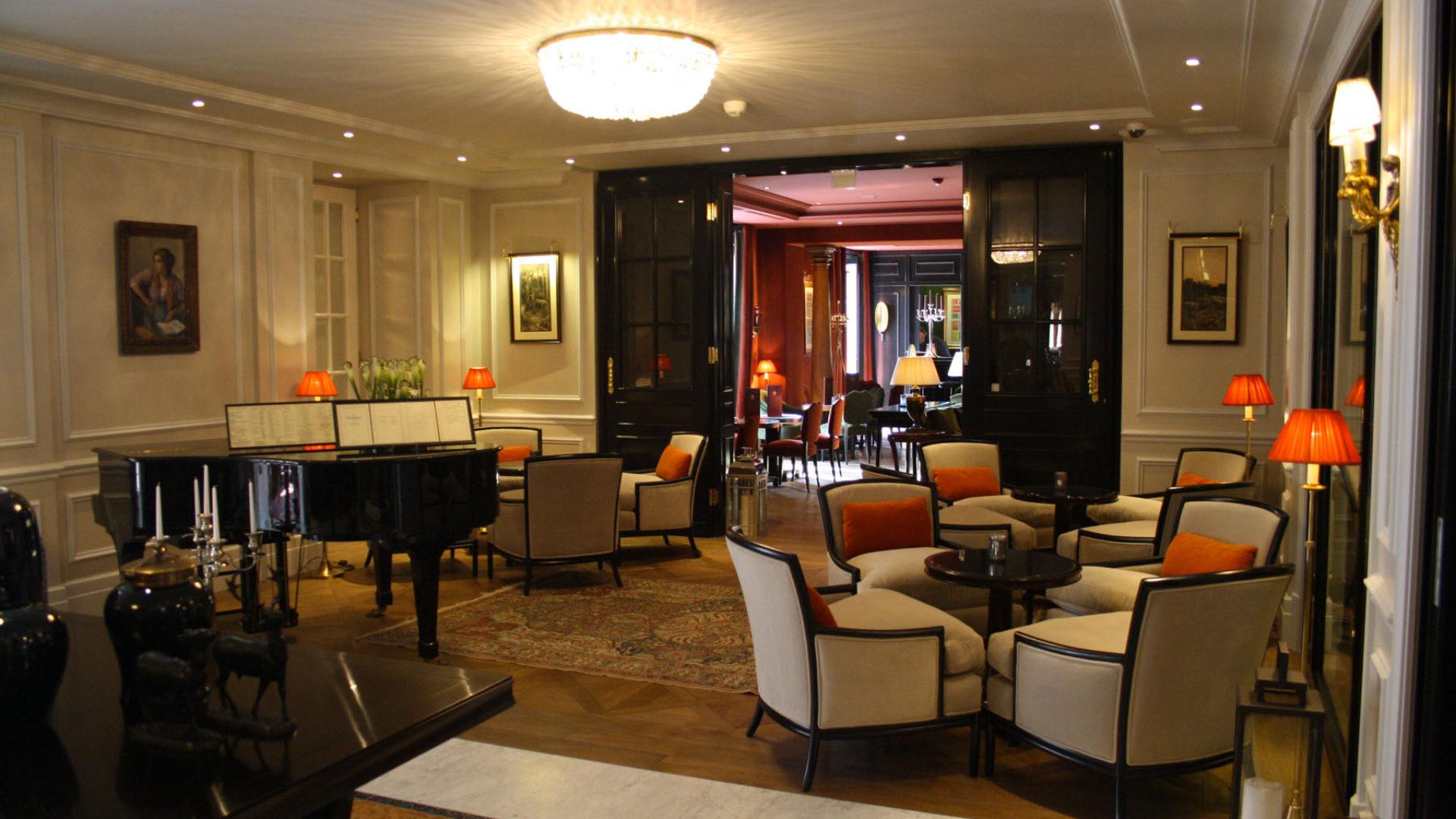 Hotel Sacher Salisburgo