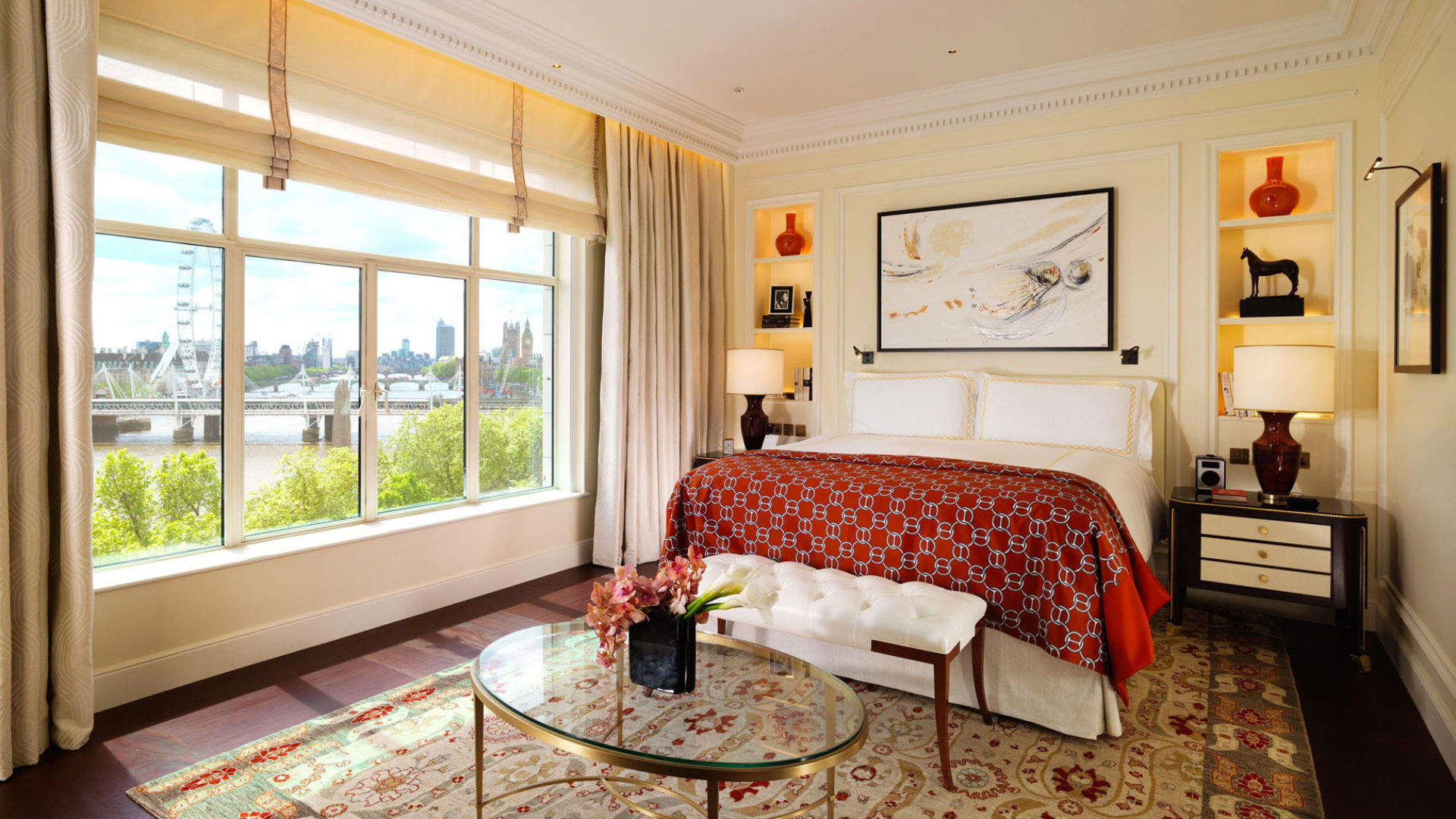Savoy Presidential Suite London